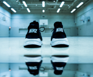 Nike Shoes to Explain Brand Recognition