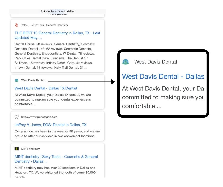 Google's Update Pushes Dental Offices To Emphasize Branding
